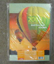2008 Australia Post Deluxe STAMP YEAR Album Collection, With Stamps. MUH