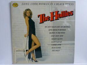The Hollies – LP – Long Cool Woman In A Black Dress / MFP 1A022-58056 von 1980
