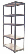 Storage Affairs Garage Shelving Unit 5 Tier