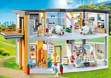 Playmobil City Life Large Hospital 70190 (for Kids 4 and up)box distressed