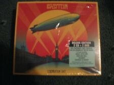 LED ZEPPELIN CELEBRATION DAY / 2 CD + 2 DVD SET IN FOLD-OUT DIGI-PAK WITH BKLT