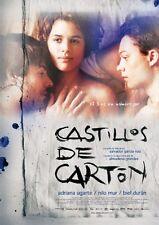 Paper Castles ( Castillos de cartón ) ( 3some ) Adriana Ugarte, Biel Durán NEW