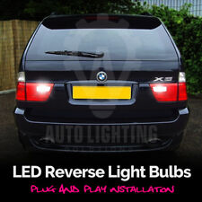For BMW X5 E53 2000- 2006 White LED Reverse Light Bulb Upgrade *SALE*