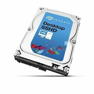"""SSHD Seagate ST1000DX001 3.5"""" 1TB 7200RPM SATA III unità a stato solido ibrido"""