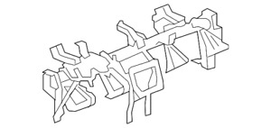 Genuine GM Carrier Assembly 15867888