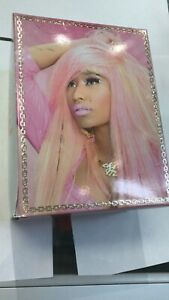 Nicki Minaj-Pink Friday 3.4oz/100ml EDT Special Edition/Box Ripped Off/Vintage