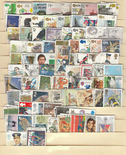Gb #802-1167 used Commemoratives 1977-86 almost complete