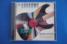 "THE SHADOWS "" STRING OF HITS "" CD NUOVO SIGILLATO"