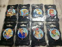 Disney D23 Expo 2019 WDI MOG TaleSpin 8 Pin Full Complete Set LE 300 IN HAND