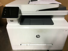HP Color LaserJet MFP M281fdw All-In-One Wireless Laser Printer Copier 135 pages