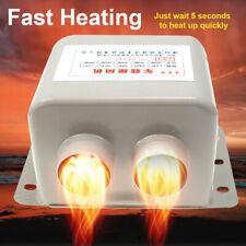 12V 800W Car Ceramic Heater Fan Demister Portable Defroster Windscreen Heating