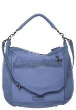 NEW Liebeskind  Avra Leather & Canvas Handbag Hobo Purse Tote Cobalt HARD2FIND