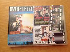 Over There / Gunslinger Girl / Walk the Line DVD