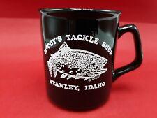 McCoy's Tackle Shop Stanley Idaho Coffee Cup Mug Fishing