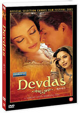 Devdas (2002) / Sanjay Leela Bhansali / DVD, NEW