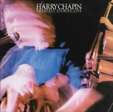 Harry Chapin - Greatest Stories Live (Live Recording, 1989)