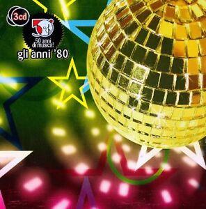 50 Anni Di Musica Italiana - Los 80 - (Confezione Metallo 3 CD