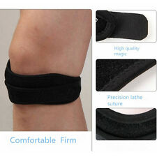 Effective Sports Gym Patella Tendon Knee Support Strap Brace Band Protector C7Z