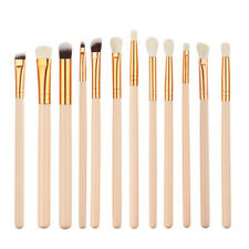 12X Professional Make up Eye Brushes Set Eyeshadow Blending Pencil Cosmetic Tool