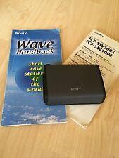 Sony SW100 Weltempfänger Top Zustand-zweite Generation