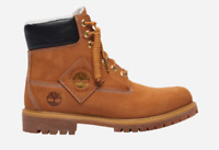Timberland Men's Premium 6 Inch Shearling Waterproof Wheat TB0A295D231