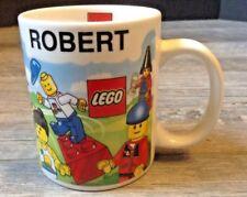 Lego Orlando Robert Personalized Coffee Mug/Tea Cup