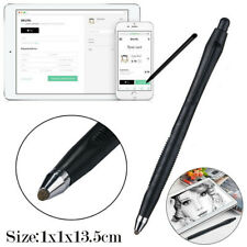 Touch Screen Pen Stylus Universal For iPhone iPad For Samsung Tablet Phone PC BK