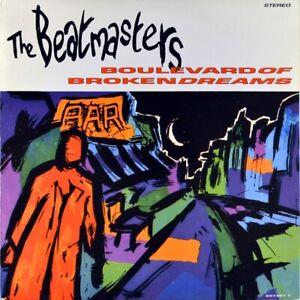 "7"" THE BEATMASTERS JC-001 Boulevard Of Broken Dreams RHYTHM KING 1991 like NEW!"