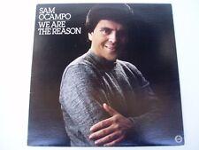 Sam Ocampo - We Are The Reason - RARE LP