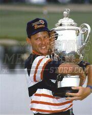 Payne Stewart Chicago Bears hat hugging trophy  8x10 11x14 16x20 photo 539