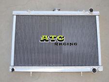 For NISSAN SKYLINE S13 CA18 R32 RB20 Aluminum Radiator