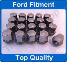 x20 14x1.5 ALLOY WHEEL NUTS NUT FORD SMAX ORIGINAL EQUIPMENT TAPERED