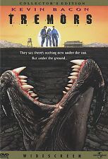 Tremors (DVD, 1998, Collector's Edition)