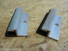 Laminatklemme für rahmenlose PV-Module Endklemme/klammer ähnlich Schletter Eco6