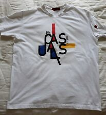 Anni'80 CASUALS T-shirt, Casual Connoisseur Taglia Large