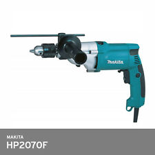 """Makita HP2070F Hammer Drill 20mm 3/4"""" 2 Speed 5.5lbs 8.2-Amp LED Light Tool 220V"""
