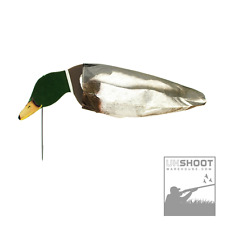 SILLOSOCKS DUCK MALLARD DRAKE HEAD DOWN FEEDING DECOY SHOOTING PATTERN