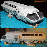 "Film 2001 A Space Odissey Rocket Bus Moonbus DIY Paper Model 25cm=9.8"" Long"