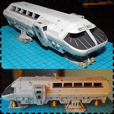 "Film 2001 A Space Odissey Rocket Bus Moonbus DIY Paper Model 25cm=9.8"" Long"