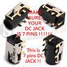 AC DC POWER JACK CONNECTOR SOCKET PLUG FOR ASUS VIVOBOOK F200CA F200MA X200MA