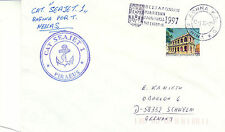 Ships, Boats Cover European Stamps