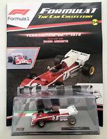 Ferrari 312 B2 (1972) Mario Andretti  Diecast 1:43 F1 Collection New Sealed