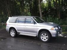 Mitsubishi Shogun Sport Manual Cars