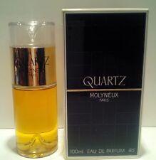 Molyneux Quartz for Women 3.3 fl OZ /100ML vintage rare perfume EDP FIRST SERIES