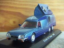 CITROEN CX TISSIER 1980 - COLLECTION CAMPING-CARS AU 1/43ème