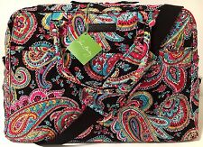 Vera Bradley WEEKENDER PARISIAN PAISLEY Travel Bag Tote Duffel Large Luggage NWT
