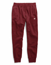 Champion Life Jogger Sweatpants Men's Reverse Weave Trim Pockets Athletic Fit