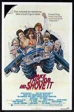 TAKE THIS JOB & SHOVE IT - 1981 - original 27x41 movie poster - ROBERT HAYS