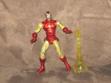 Iron Man (from the Avengers) + Repulsor - Marvel Universe 4 Inch Action Figure
