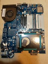 Lenovo Thinkpad E560 Motherboard with i5 CPU and cooling fan